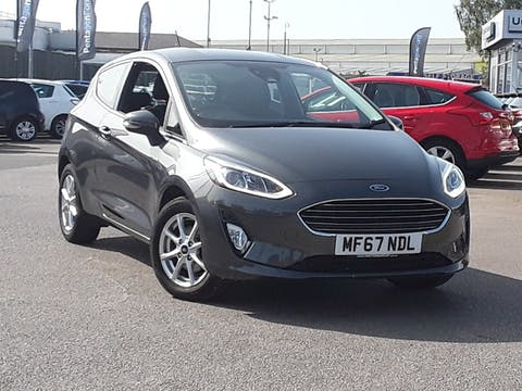 Ford Fiesta 1.1 Ti Vct Zetec Hatchback 3dr Petrol Manual (s/s) (85 Ps) | MF67NDL