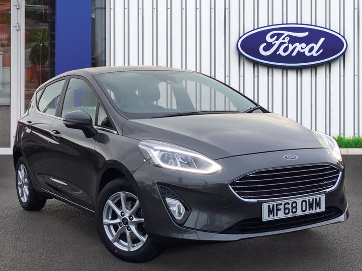 Ford Fiesta 1.1 Ti Vct Zetec Hatchback 5dr Petrol Manual (s/s) (85 Ps) | MF68OWM | Photo 1