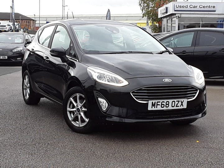 Ford Fiesta 1.1 Ti Vct Zetec Hatchback 5dr Petrol Manual (s/s) (85 Ps) | MF68OZX | Photo 1