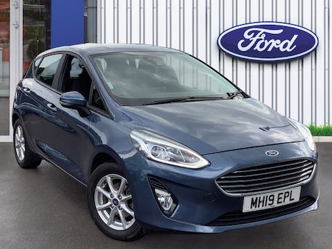 Ford Fiesta 1.1 Ti Vct Zetec Hatchback 5dr Petrol Manual (s/s) (85 Ps)   MH19EPL