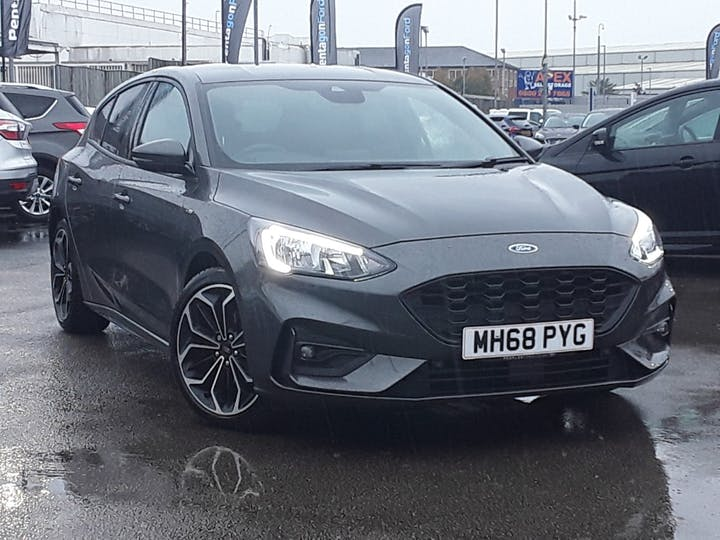 Ford Focus 1.0 Ecoboost 125PS ST-line X 5dr   MH68PYG   Photo 1