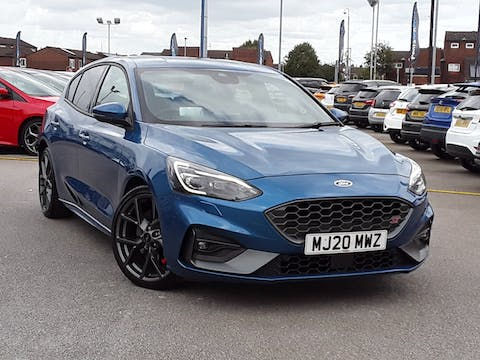 Ford Focus 2.0 Ecoblue 190PS St 5dr | MJ20MWZ