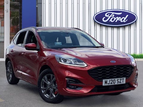Ford Kuga 2.5 Ecoboost 14.4kwh St Line First Edition SUV 5dr Petrol Plug In Hybrid Cvt (s/s) (225 Ps) | MJ20SZT