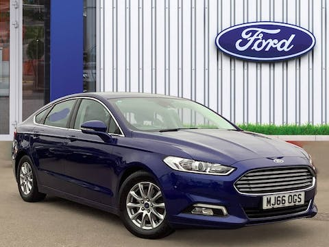 Ford Mondeo 1.5 TDCi Econetic Titanium Hatchback 5dr Diesel (s/s) (120 Ps) | MJ66OGS