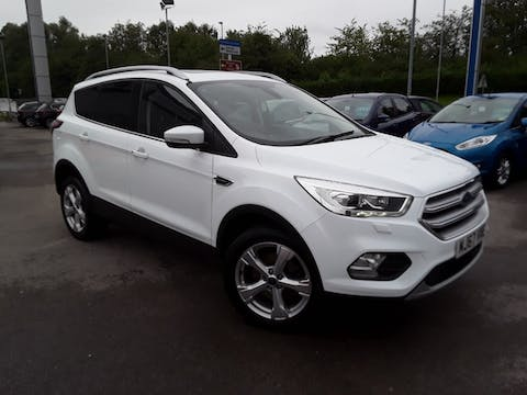 Ford Kuga 1.5 TDCi Titanium X SUV 5dr Diesel Manual (s/s) (120 Ps) | MJ67VME