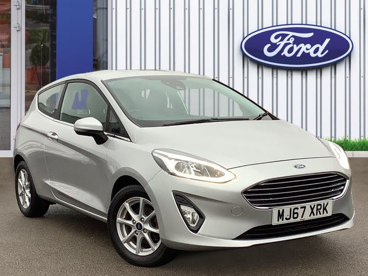Ford Fiesta 1.1 Ti Vct Zetec Hatchback 3dr Petrol Manual (s/s) (85 Ps) | MJ67XRK | Photo 1