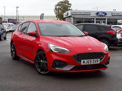 Ford Focus 2.3t Ecoboost St Hatchback 5dr Petrol Manual (s/s) (280 Ps) | MJ69DVR