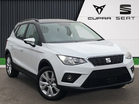 SEAT Arona 1.0 Tsi Fr SUV 5dr Petrol Manual (s/s) (110 Ps) | MJ70AUW