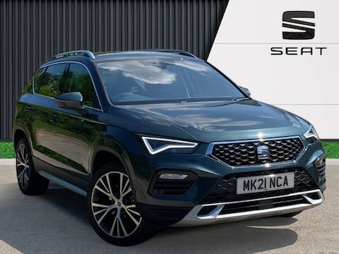 SEAT Ateca 2.0 TDi Xperience Lux SUV 5dr Diesel Manual (s/s) (150 Ps)   MK21NCA