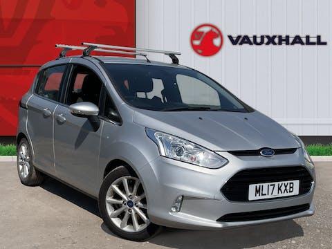 Ford B-MAX 1.0t Ecoboost Titanium Navigator Mpv 5dr Petrol (100 Ps)   ML17KXB