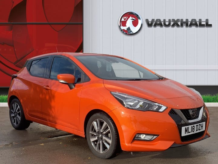 Nissan Micra 0.9 Ig T Acenta Limited Edition Hatchback 5dr Petrol Manual (s/s) (90 Ps) | ML18DZH | Photo 1