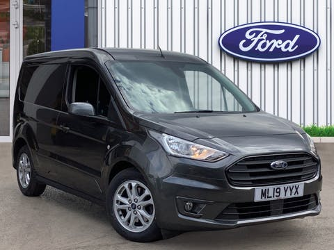 Ford Transit Connect 1.5 200 Ecoblue Limited Panel Van 5dr Diesel Manual L1 Eu6 (s/s) (120 Ps) | ML19YYX