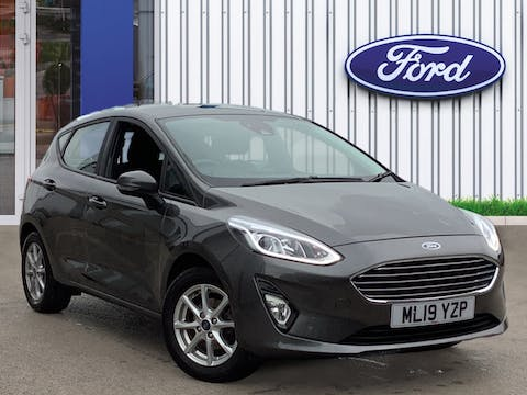 Ford Fiesta 1.1 Ti Vct Zetec Hatchback 5dr Petrol Manual (s/s) (85 Ps) | ML19YZP