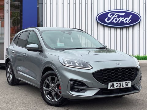Ford Kuga 1.5 Ecoblue St Line First Edition SUV 5dr Diesel Manual (s/s) (120 Ps)   ML20LGF