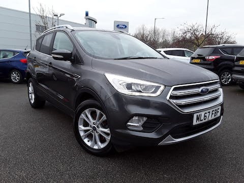 Ford Kuga 1.5 TDCi Titanium SUV 5dr Diesel Manual (s/s) (120 Ps) | ML67FBF