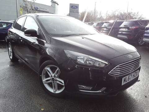 Ford Focus 1.5 TDCi 120PS Titanium 5dr | ML67HZX