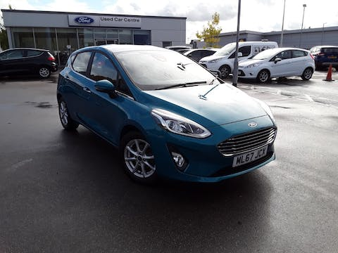 Ford Fiesta 1.1 Ti Vct Zetec Hatchback 5dr Petrol Manual (s/s) (85 Ps) | ML67JCX