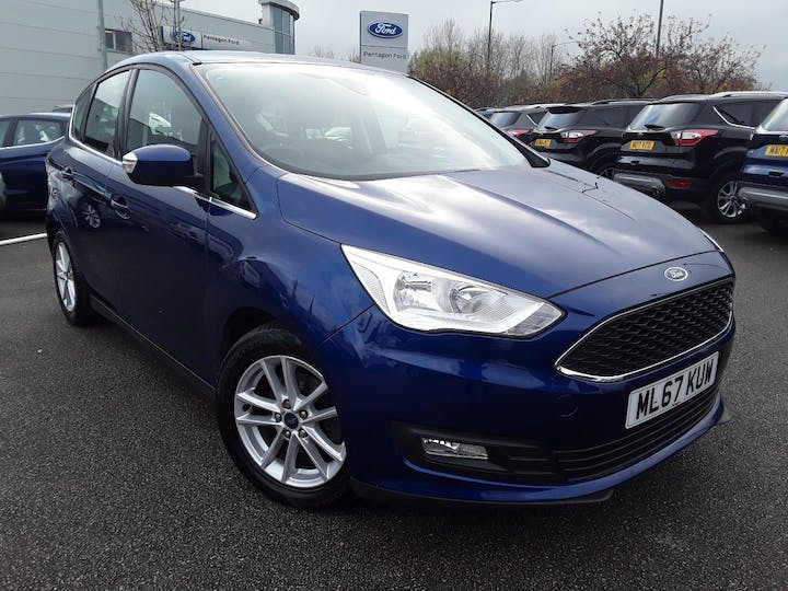 Ford C-MAX 1.5 TDCi Zetec Mpv 5dr Diesel (s/s) (120 Ps) | ML67KUW | Photo 1