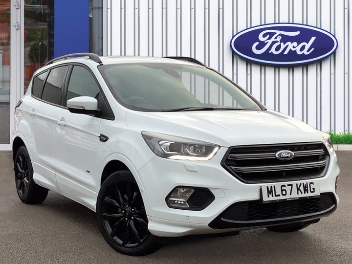 Ford Kuga 2.0 TDCi St Line X SUV 5dr Diesel Manual Awd (s/s) (180 Ps)   ML67KWG   Photo 1
