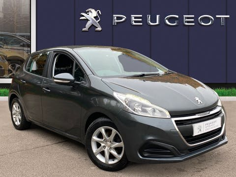 Peugeot 208 1.2 Puretech Active Hatchback 5dr Petrol (68 Ps) | ML67YYJ