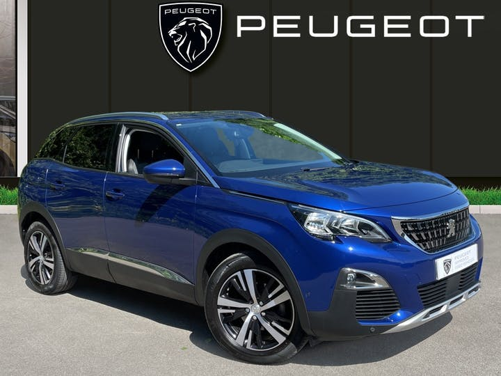 Peugeot 3008 1.5 Bluehdi Allure SUV 5dr Diesel Eat (s/s) (130 Ps)   ML68WNE   Photo 1