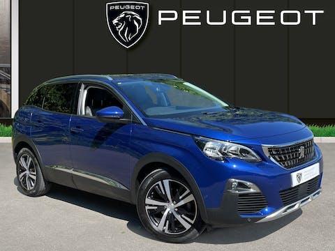 Peugeot 3008 1.5 Bluehdi Allure SUV 5dr Diesel Eat (s/s) (130 Ps)   ML68WNE