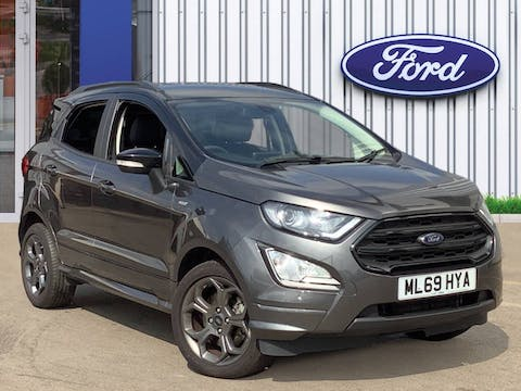 Ford EcoSport 1.0t Ecoboost Gpf St Line SUV 5dr Petrol Manual (s/s) (140 Ps) | ML69HYA