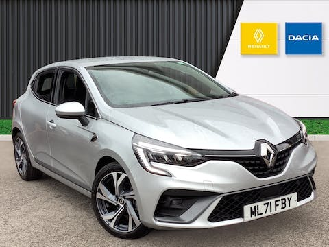 Renault Clio 1.0 Tce RS Line Hatchback 5dr Petrol Manual (s/s) (90 Ps)   ML71FBY