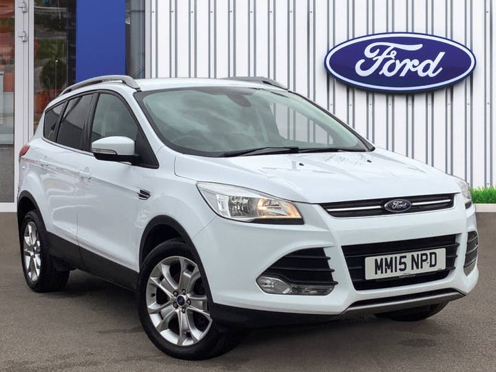 Ford Kuga 2.0 TDCi Titanium SUV 5dr Diesel Manual (122 G/km, 148 Bhp) | MM15NPD | Photo 1