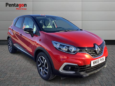 Renault Captur 0.9 Tce Energy Iconic SUV 5dr Petrol (s/s) (90 Ps) | MM18PHN