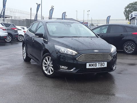 Ford Focus 1.0 Ecoboost 125PS Titanium 5dr | MM18TBO