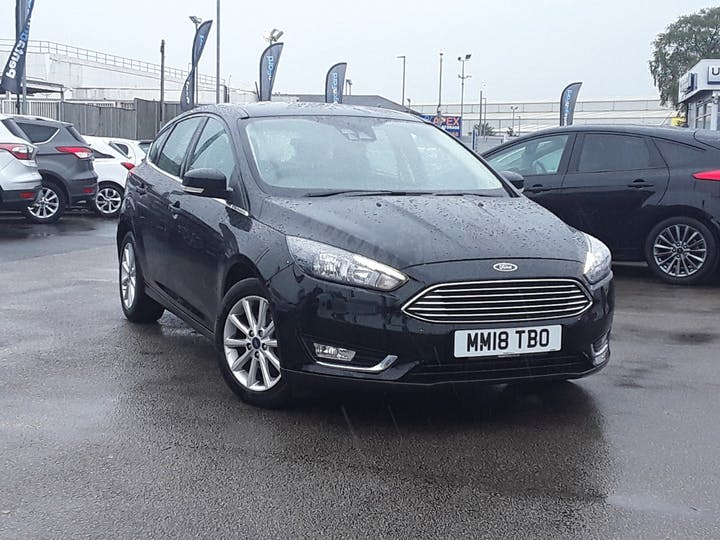 Ford Focus 1.0 Ecoboost 125PS Titanium 5dr | MM18TBO | Photo 1
