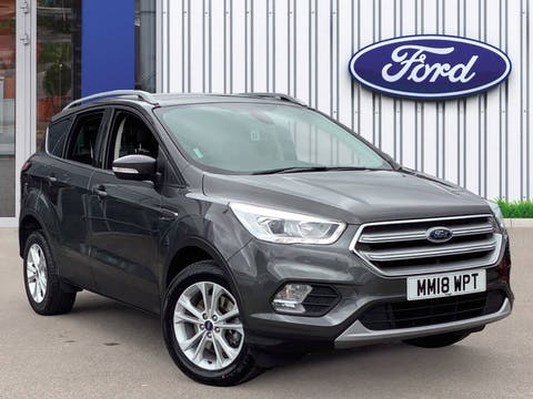 Ford Kuga 1.5 TDCi Titanium SUV 5dr Diesel Manual (s/s) (120 Ps) | MM18WPT