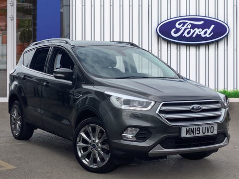 Ford Kuga 2.0 TDCi Ecoblue Titanium X Edition SUV 5dr Diesel Manual Awd (s/s) (180 Ps) | MM19UVO