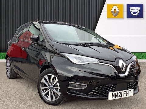 Renault Zoe R135 52kwh GT Line Hatchback 5dr Electric Auto (i, Rapid Charge) (134 Bhp) | MM21FHT