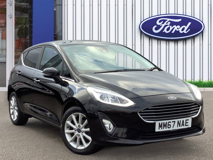 Ford Fiesta 1.0t Ecoboost Titanium Hatchback 5dr Petrol Manual (s/s) (100 Ps) | MM67NAE | Photo 1