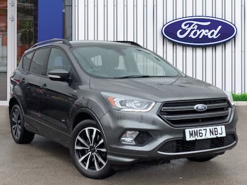 Ford Kuga 2.0 TDCi Ecoblue St Line SUV 5dr Diesel Powershift Awd (s/s) (180 Ps) | MM67NBJ