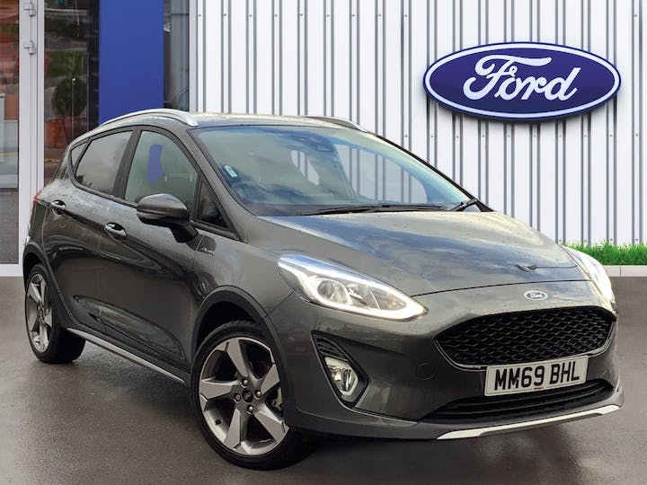 Ford Fiesta 1.0 100PS Active X 5dr | MM69BHL | Photo 1