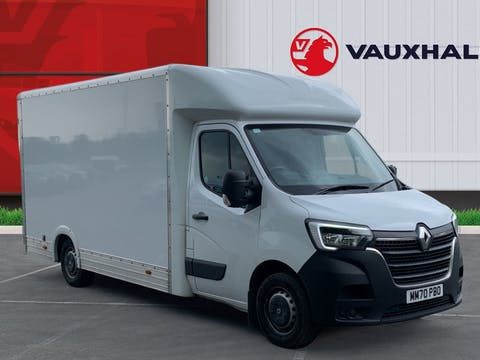 Renault Master 2.3 DCi 35 Business Low Roof Luton Loloader Diesel Manual FWD LWB Eu6 (135 Ps)   MM70PBO