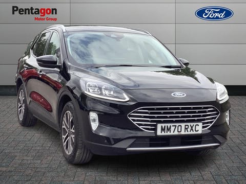 Ford Kuga 1.5 Ecoblue Titanium Edition SUV 5dr Diesel Manual (s/s) (120 Ps) | MM70RXC
