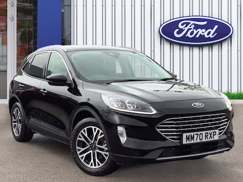 Ford Kuga 1.5 Ecoblue Titanium Edition SUV 5dr Diesel Manual (s/s) (120 Ps)   MM70RXP