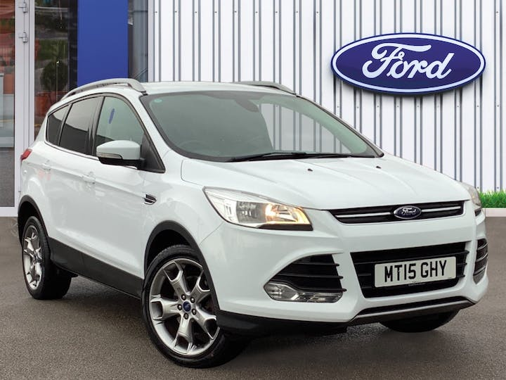 Ford Kuga 2.0 TDCi Titanium SUV 5dr Diesel Manual (122 G/km, 148 Bhp) | MT15GHY | Photo 1