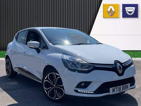 Renault Clio 0.9 Tce Iconic Hatchback 5dr Petrol (s/s) (90 Ps) | MT18BBN