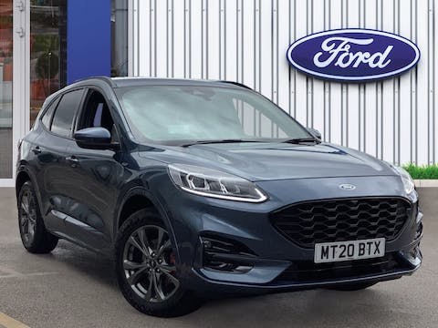 Ford Kuga 1.5t Ecoboost St Line First Edition SUV 5dr Petrol Manual (s/s) (150 Ps) | MT20BTX