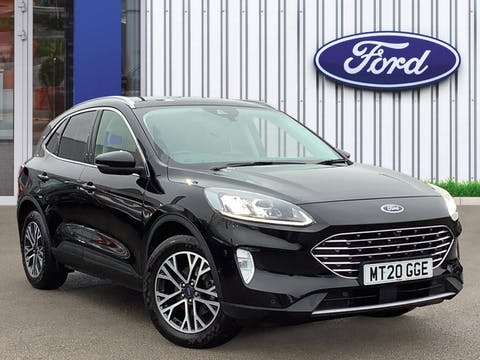 Ford Kuga 1.5 Ecoblue Titanium First Edition SUV 5dr Diesel Manual (s/s) (120 Ps) | MT20GGE