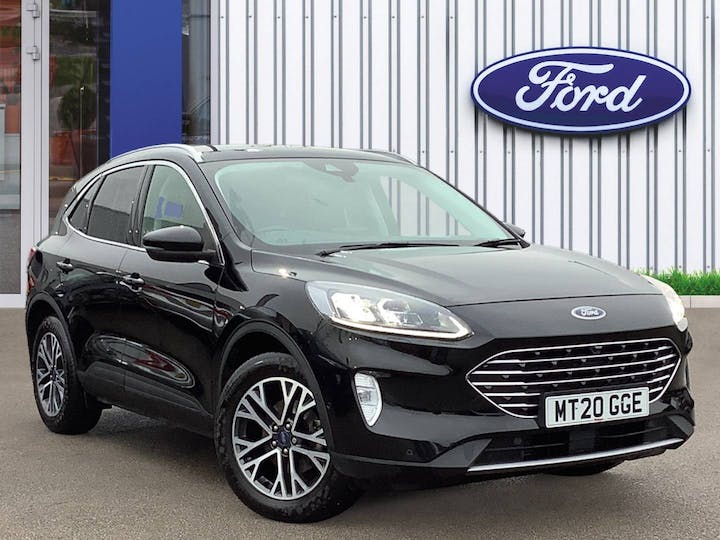Ford Kuga 1.5 Ecoblue Titanium First Edition SUV 5dr Diesel Manual (s/s) (120 Ps) | MT20GGE | Photo 1