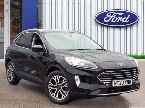 Ford Kuga 1.5t Ecoboost Titanium First Edition SUV 5dr Petrol Manual (s/s) (150 Ps) | MT20YMM