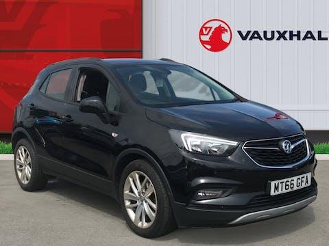 Vauxhall Mokka X 1.4i Turbo Active SUV 5dr Petrol (s/s) (140 Ps) | MT66GFA