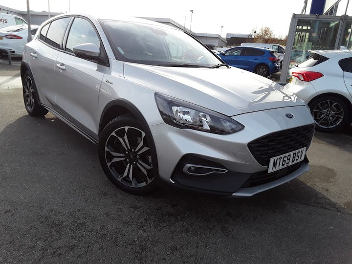 Ford Focus 1.0t Ecoboost Active X Hatchback 5dr Petrol Manual (s/s) (125 Ps) | MT69BSV | Photo 1