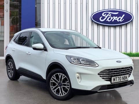 Ford Kuga 1.5t Ecoboost Titanium First Edition SUV 5dr Petrol Manual (s/s) (150 Ps) | MT70NBK